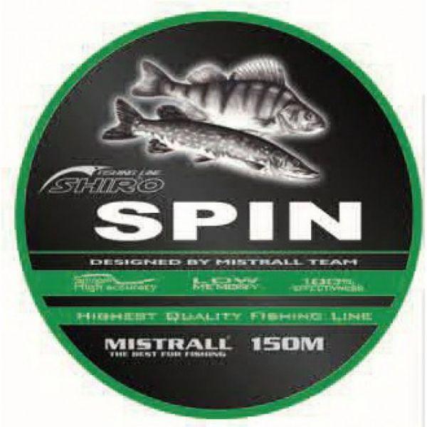 SHIRO SPIN   150mt    0,25