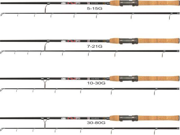MISTRALL SPIN NAVIGATOR    2,7mt  10-30